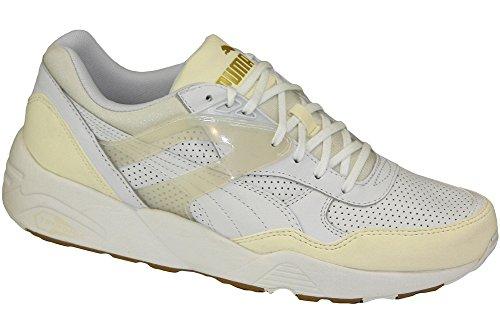 Puma - R698 Trinomic WN - Couleur: Blanc - Pointure: 36.0