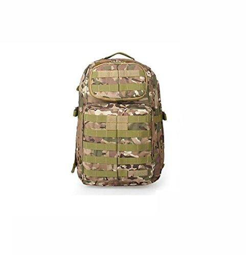 Outdoor Tarnung Rucksack Klettern Tasche Für CS Feld Mit Erweitert System CPcamouflage