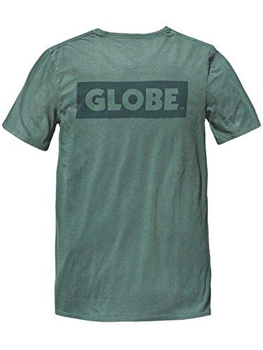 Globe -  T-shirt - Maniche corte  - Uomo rifle green XL