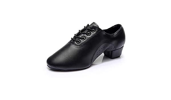 28 Mooyod Herren Ballsaal Tanzende Schuhe Latein Tango Tanzschuhe f/ür Erwachsene Kinder Jungen