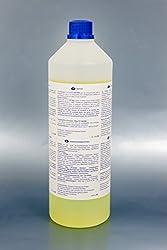 Extra Teppich-Shampoo (1L Flasche) für alle Waschsauger - sehr ergiebig - Mischverhältnis 1:200 (statt üblichen 1:3)