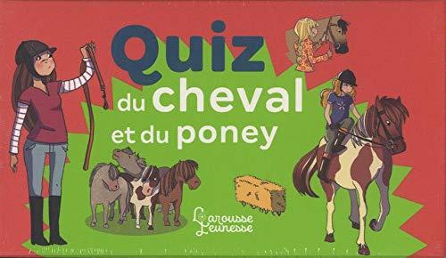 Quiz du cheval et du poney par Laure Marandet