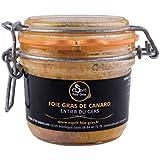 Foie gras de canard entier du Gers - 180 grs - 180g