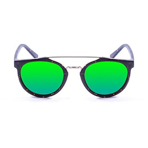 Ocean Unisex-Erwachsene Eye Sonnenbrille, Braun (Marrone), 55