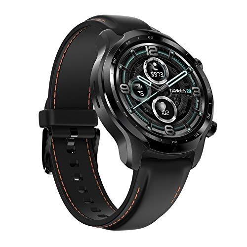 Oferta de TicWatch Pro 3 reloj inteligente con GPS para hombres y mujeres, Wear OS by Google, pantalla de doble capa 2.0, batería de larga duración
