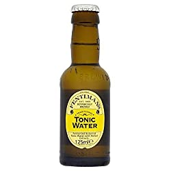 Fentimans Botanically Brewed Tonic Water - 24 X 125ml