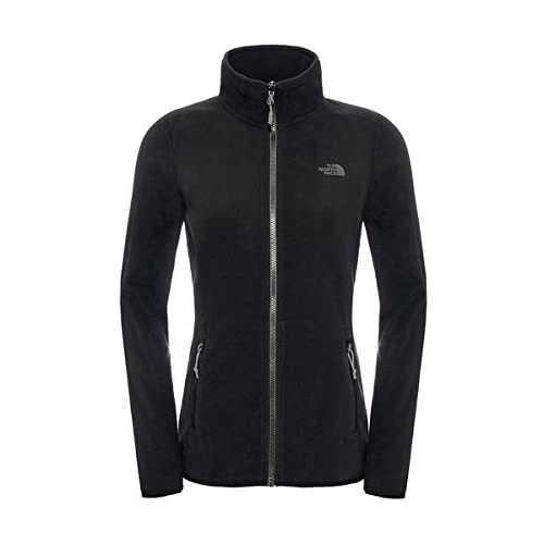 41zqX7xqYlL. SS500  - The North Face Women W 100 Glacier Full Zip Outdoor Jacket