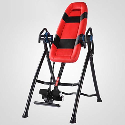 T-inversionsgerät Inverted Tisch/Perfekt ausgewogene Schwerkraft Trainer, maximale Benutzergewicht 135 kg, Verbesserte Rückenschmerzen und Körperhaltung