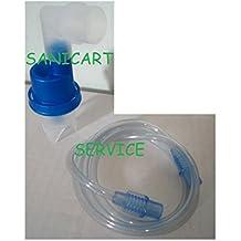 Repuestos de aerosol: oferta que consiste en 1 ampolla y 1 tubo de conexión.