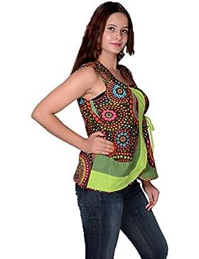 Sarjana Handicrafts - Camisas - Lunares - para mujer