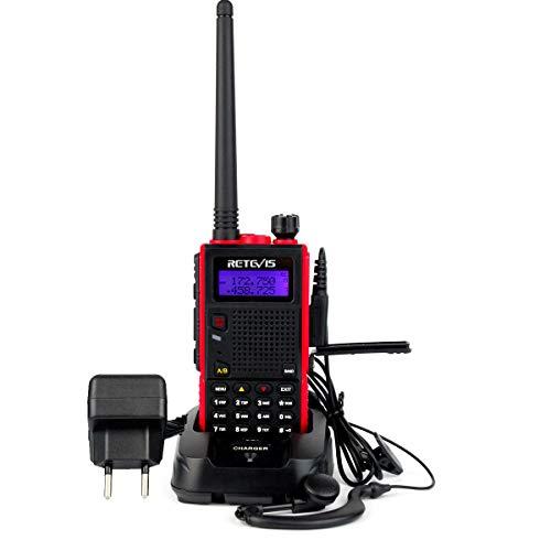 Retevis RT5 Walkie Talkie Profesional Banda Dual Monitor
