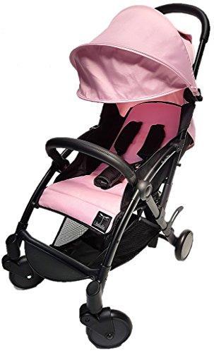 libelulle 100500140Ultra Kompakt Kinderwagen Format Handgepäck Pink