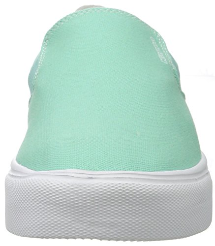 Kappa Wexford, Mocassini Donna Turchese (Mint/white)