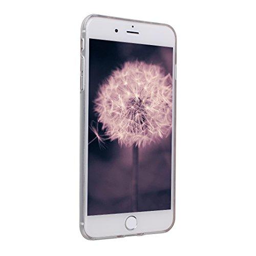Hülle iPhone 7 Plus Silikon Weich TPU Zurück Schutzhülle Bumper Flamingo Schale Stoßstange Tasche Halter Handyhülle Handytasche Abdeckung Zurück Schutzhülle Haut Fall Mirror Effect Case Soft TPU Anti- color-4