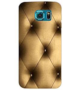 SAMSUNG GALAXY S6 CUSION Back Cover by PRINTSWAG