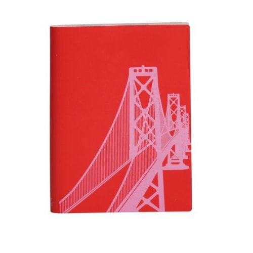 paperthinks-papavero-rosso-san-francisco-oakland-bay-bridge-grande-sottile-in-pelle-riciclata-notebo