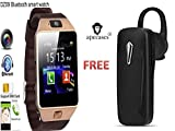 Ape Cases Bluetooth DZ09 Smartwatch Phone with Camera and SIM Card Support