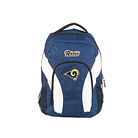 NFL St Louis Rams DraftDay Backpack, 18-Inch,