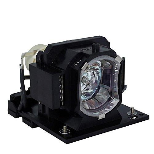 xim DT01511 Bombilla de repuesto con carcasa para Hitachi CP de 300wn, CP  de AX2503, CP de CX250, TW de 2505, CP de aw2505, CP de bx301wn, CP-RX93