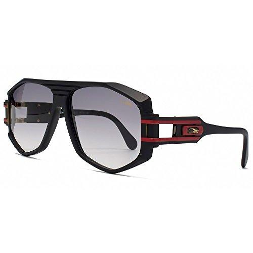c261e292d0 Cazal Legends 163 Aviator Sunglasses in Matte Black   Red - 163 302 59 163  302
