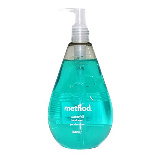 Method | Gel Handsoap - Waterfall | 5 x 354ml
