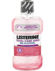 Listerine Total Care Zero MouthWash, Smooth Mint, 250 ml