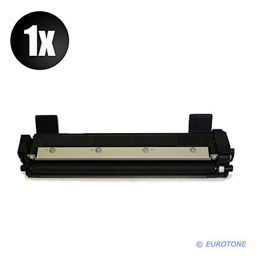 Preisvergleich Produktbild 1x Eurotone Toner für Brother HL 1110 1112 1201 1210 1211 1212 A R E W ersetzt TN1050
