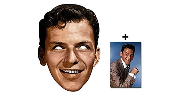 Frank Sinatra berühmtheit Hollywood Single Karte Partei ...