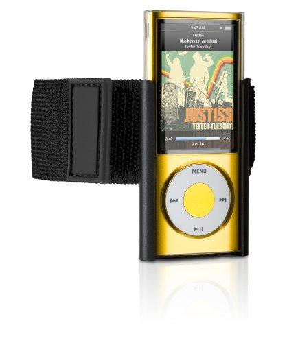 it Armband für Apple iPod Nano 5G schwarz ()