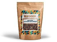 DFOODS Organic Masoor Dal Whole, 500g