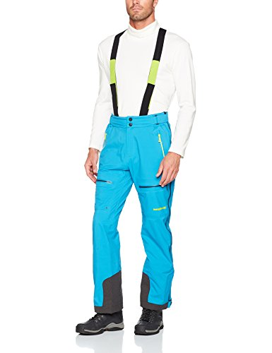 Trango Herren Hose Pants LARGO QUILLEN, 8433849321593 Blau