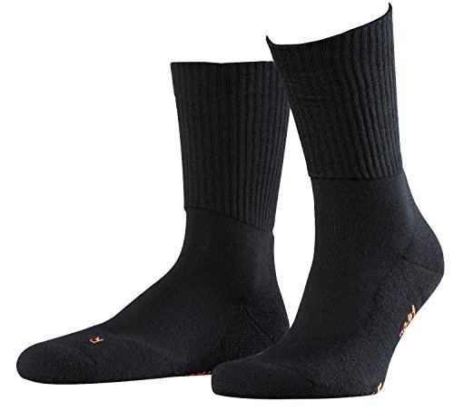 falke herrensocken FALKE Herren Socken Walkie Light, 3er-Pack, Schwarz (Black) 44/45