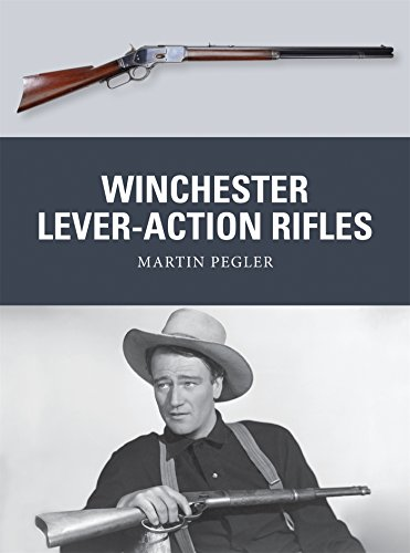 Winchester Lever-Action Rifles (Weapon) por Martin Pegler