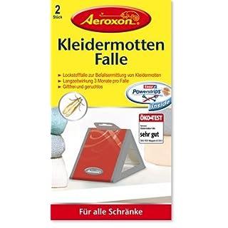 Aeroxon Kleidermotten-Fallen 2 Stück, 7er pack (7x2Stück)