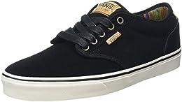 vans classiche nere scarpe