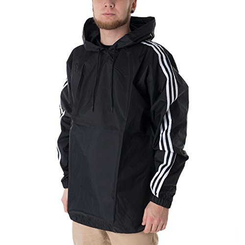 adidas Herren Hoodies Poncho Wb CE2477 schwarz M