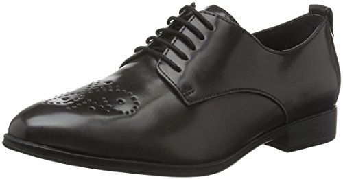Tamaris Damen 23201 Oxford, Grau (Anthracite 214), 40 EU
