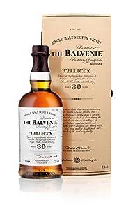 The Balvenie 30 Year Old Single Malt Scotch Whisky 70cl Bottle by The Balvenie