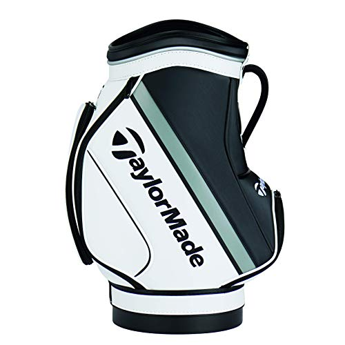 TaylorMade Den Caddie Staff Sac pour Homme Blanc Taille...
