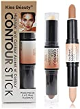 #3: Kiss Beauty Highlighter and Contour Stick Highlighter  (cream)