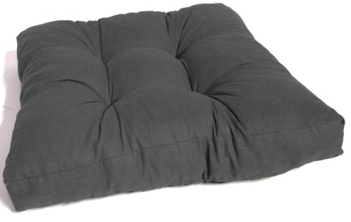 Gartenmöbel Kissen (beo LKS 60 x 60 AU91 Lounge Sitzkissen, circa 60 x 60 cm, circa 13 cm Dick)