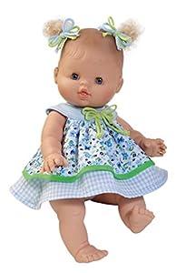 Paola Reina - Alicia, muñeca bebé, 34 cm (04042)
