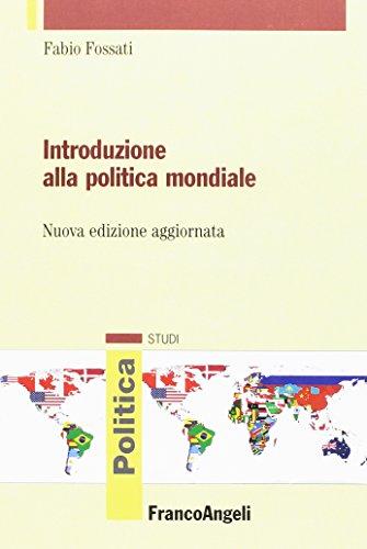 Introduzione alla politica mondiale