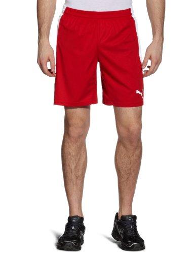 PUMA Herren Hose Powercat 5.12 Shorts with Inner Slip Puma Red-white
