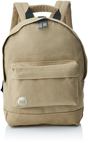 Mi-Pac Mini Backpack Canvas Mochila Tipo Casual, 33 cm, 10.5 Litros, Canvas Sand