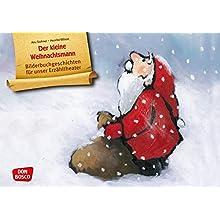 Der kleine Weihnachtsmann. Kamishibai Bildkartenset.: Entdecken - Erzählen - Begreifen: Bilderbuchgeschichten. (Bilderbuchgeschichten für unser Erzähltheater) (Karten)