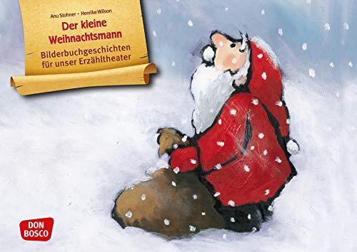Der kleine Weihnachtsmann. Kamishibai Bildkartenset.: Entdecken - Erzählen - Begreifen: Bilderbuchgeschichten. (Bilderbuchgeschichten für unser Erzähltheater)