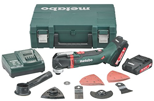 Metabo Akku-Multitool, MT18LTX Compact, 18 V, 613021510