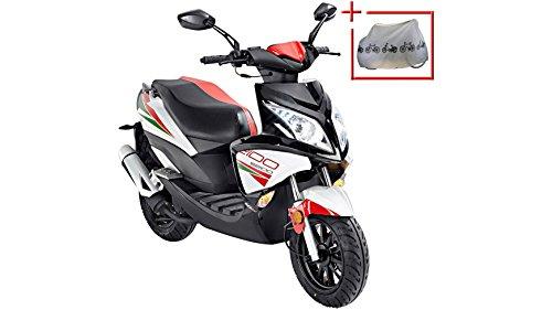 Preisvergleich Produktbild GT UNION Motorroller Force,  50 ccm,  45 km / h
