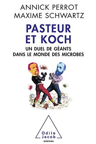 Pasteur et Koch: Un duel de géants dans le monde des microbes (OJ.SCIENCES)